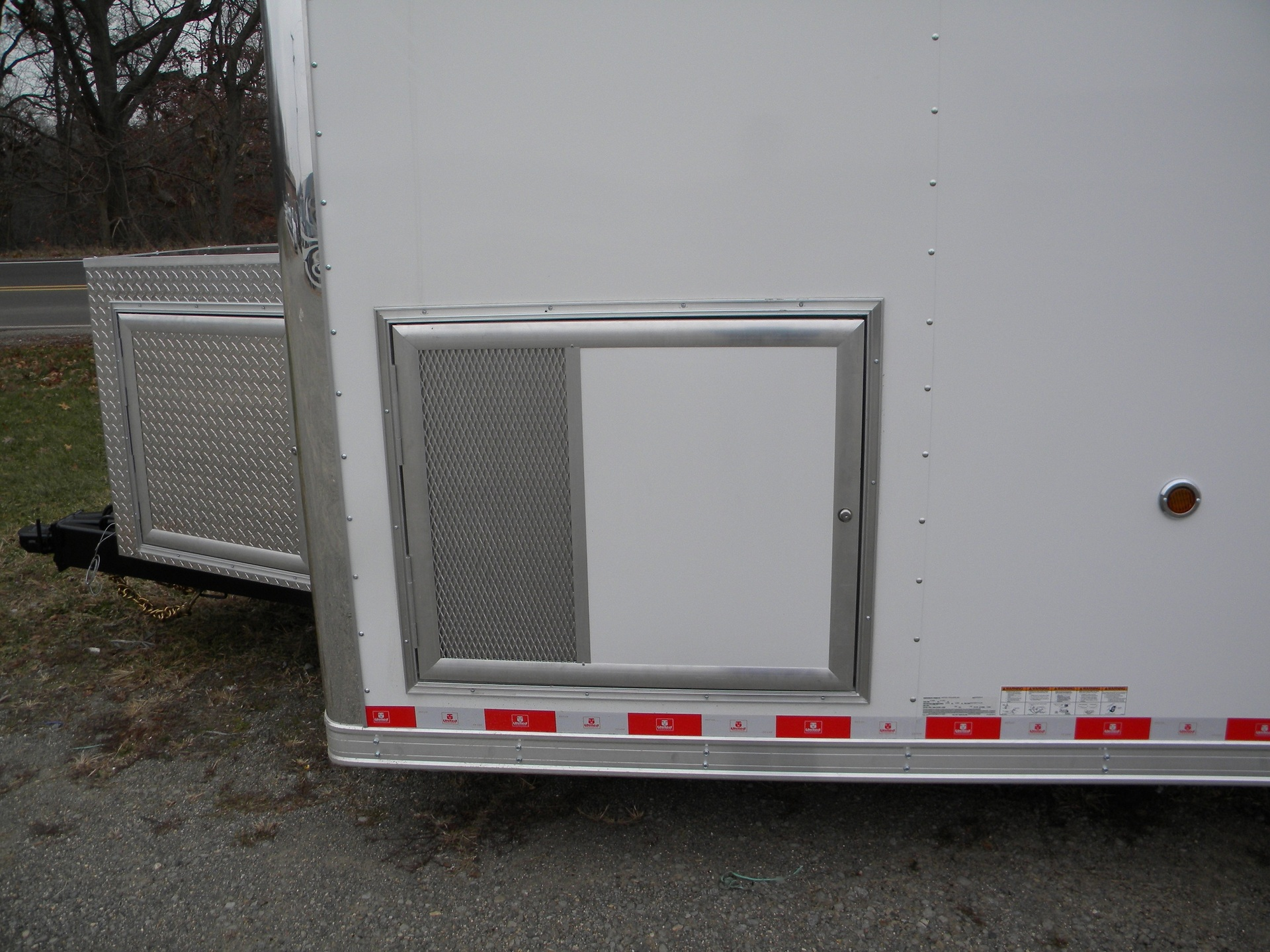 Trailer Access Door : Doors
